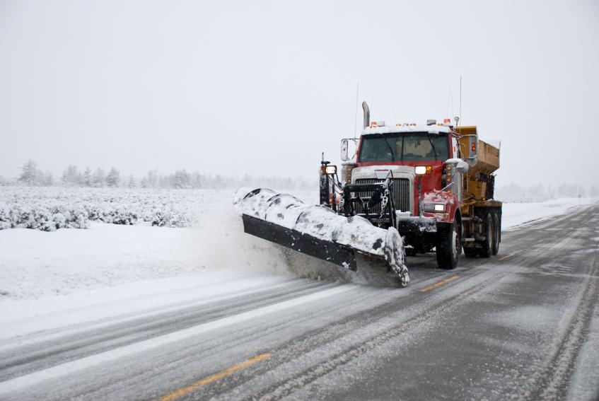 rubber snow plow blades